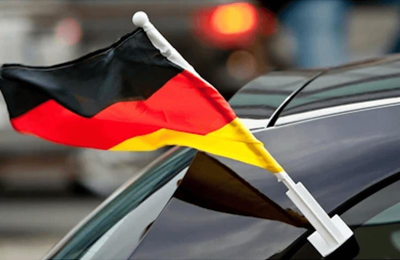 VIN check Germany market